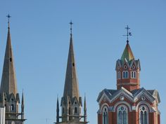 Cúpulas de Buenos Aires | Abadía de San Benito