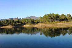 Các địa điểm du lịch ở Sơn La - Đi đâu chơi ở Mộc Châu? Tours, River, Mountains, Nature, Outdoor, Outdoors, Naturaleza, Outdoor Games, Nature Illustration