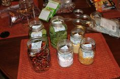Comprehensive analysis of various canning / food storage methods! Quite a bit of information in a small article!