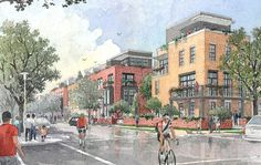 Will construct up to 306 units of housing at site of old GM plant near the Tappan Zee bridge.