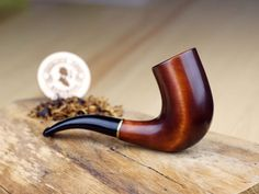 Tobacco pipe Wooden pipe Briar pipe Limited Edition