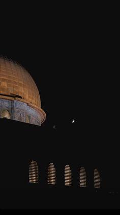 Sea Wallpaper, Phone Wallpaper Design, Islamic Quotes Wallpaper, Sunset Wallpaper, Mekka Islam, Palestine Art, Mosque Architecture, Brain Art, Dome Of The Rock