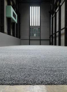 Ai Weiwei Installation  02 Turbin Hall, Tate Modern