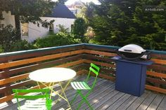 Sunny Apartment in NOPA with Deck in San Francisco