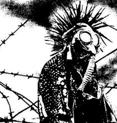 D-Beat/Crust Punk Art