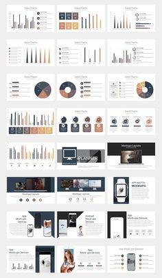 Planner Presentation Templates (New Update)----------------------------------------------Featuring clean lines and shapes while scraping away excess design Powerpoint Design Templates, Ppt Design, Chart Design, Slide Design, Business Presentation Templates, Presentation Layout, Website Design Layout, Layout Design, Portfolio Web Design