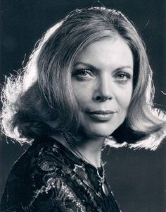 """From 1967-69, Barbara Bain won three straight Emmy Awards - Outstanding Continued Performance by an Actress in a Leading Role  in a Dramatic Series for: """"Mission: Impossible""""."""