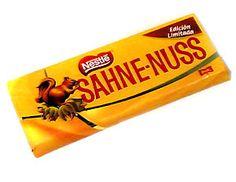 Sahne-Nuss