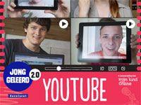 Nieuwe brochure van Mijn Kind Online en Kennisnet: Jong geleerd 2.0: YouTube. Over hoe tieners YouTube als springplank gebruiken. Gratis download (pdf)