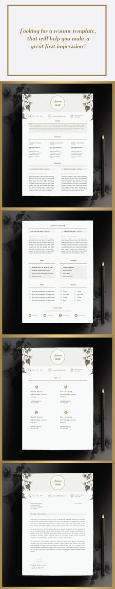 The project for my new resume cvs Pinterest Resume - how to make an amazing resume