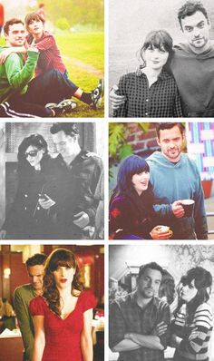 New Girl Nick and Jess :( hope the break up doesn't stick