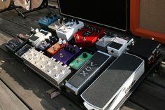#pedalboard