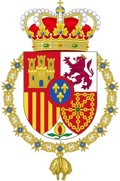 Coat of Arms of Spanish Monarch - Spanish heraldry - Wikipedia, the free encyclopedia