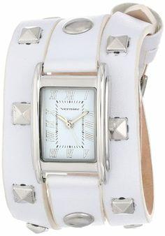 Vernier Women's Fashion Analog Display Japanese Quartz White Watch  Fashion Accessories on sale now  Amazon ~ $28.50