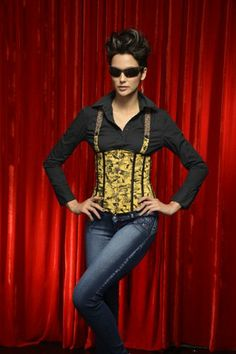 New Sexy Yellow Pattern Strap Waist Training Underbust Corset Bustier Underwear LB4243 S-2XL GT-women,http://www.amazon.com/dp/B00IJEQD00/ref=cm_sw_r_pi_dp_BQpHtb08RBHY92GC