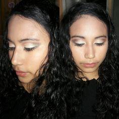 Maquillaje Social de Noche-BH COSMETICS PALETTE.