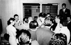 O-sensei's arrival in Honolulu on February 27, 1961