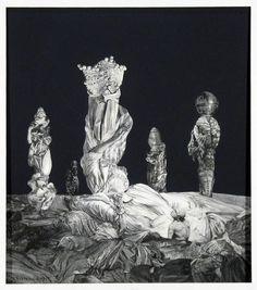 Antti Nieminen: Orfeus, 1972 Finland, Surrealism, Greek, Statue, Art, Art Background, Greek Language, Kunst, Gcse Art