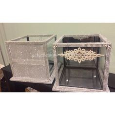 28 Ideas for wedding table display boxes Wedding Gift Wrapping, Card Box Wedding, Wedding Table, Wedding Ideas, Wedding Gifts, Wedding Stuff, Shoe Display, Display Boxes, Bling Wedding Decorations