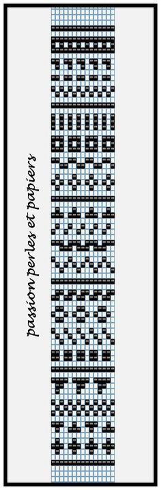 Sans titre 12 Plus Plus Loom Bracelet Patterns, Peyote Stitch Patterns, Seed Bead Patterns, Bead Loom Bracelets, Woven Bracelets, Beaded Jewelry Patterns, Beading Patterns, Loom Bands, Cute Friendship Bracelets