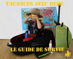 Tous les conseils et astuces pour des vacances/voyages avec bébé... http://www.voyagesetenfants.com/vacances-bebe-conseils-voyage-dossier