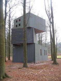 dr. Jung's Dreamhouse, February 2008 by John Bosma, via Flickr