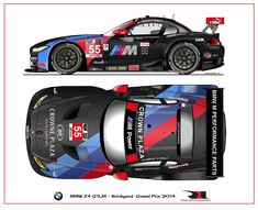 BMW Z4 GT3 RLL 2014