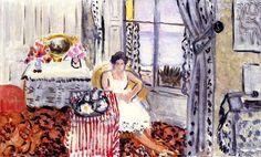 Morning Tea Henri Matisse - 1920