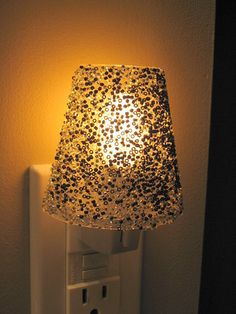 Merveilleux How To Bead With Clear Caulk. Make A LampshadeLampshadesThe ...