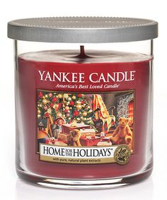 Look what I found on #zulily! Home for the Holidays 7-Oz. Tumbler Candle #zulilyfinds