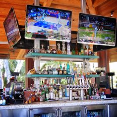 Tequila Bar & Grille... Not a bad place to spend your NFL Sunday! Enjoy $25 buckets of domestic beer all day on Sundays. #football #bar #sandiego