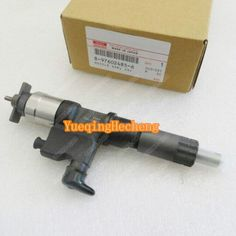 335.00$  Watch here - http://aliwbm.worldwells.pw/go.php?t=32770666938 - New Injector Assy 8-97602485-2 For 4HK1 6HK1 Engine Free Shipping