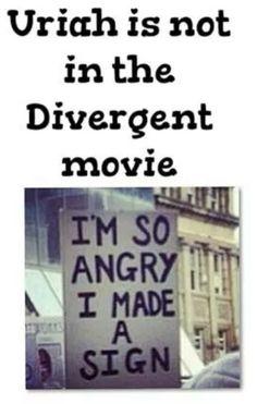 ~Uriah~ ~Divergent~
