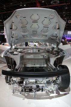 Tesla Model S Aluminum Body: Why Repair Costs Are Higher Auto Collision, Auto Body Repair, Sports Sedan, Model, Santa, Image, Design, Automobile