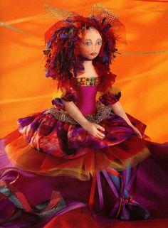 Jan Horrox Cloth Doll and Textile Supplies — Jan Horrox Dolls
