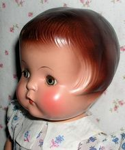 "1930s Effanbee 19"" Early PATSY ANN Doll -- All Original -- Outstanding !"