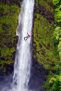 5 MUST DO Zip Line Experiences!  https://www.yahoo.com/travel/visit-the-5-most-terrifying-zip-lines-in-the-world-84228928262.html