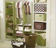 organization and nursery ideas