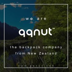 We are qqnut. The backpack company from New Zealand. We are on the mission to build the most practical and versatile travel backpack. Travel Backpack, Looking Back, New Zealand, Backpacks, Women's Backpack, Backpack