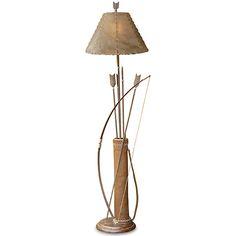 CFL1773 - Archery Floor Lamp