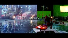 Cool video by #SonyPicturesImageworks about how they created #NewYork and #TimesSquare for #TheAmazingSpiderMan2: http://www.artofvfx.com/?p=11132