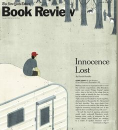 Innocent Lost, Illustration by SHOUT for New York Times ::: www.dutchuncle.co.uk/shout-images