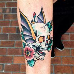 Tattoo by KC Lange