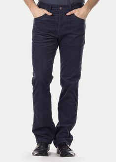 Wrangler® Arizona Stretch - Navy am Jeans24h.de