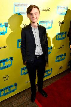 Jaeden Lieberher at the screening of Midnight Special during the 2016 SXSW Music, Film + Interactive Festival...