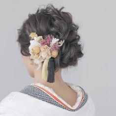 Bride Hairstyles, Kimono, Hair Styles, Wedding, Fascinators, Houses, Japanese, Fashion, Hair