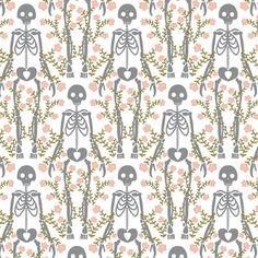 Hawthorne Threads - Nocturne - Eternal Gardens in Nocturne
