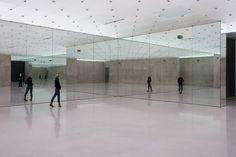 Carsten Holler, Half Mirror Room, 2008