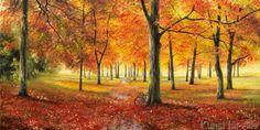 Cornelia Richter - Herbstimpression