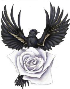 nightingale tattoos. Want this one soo bad!!